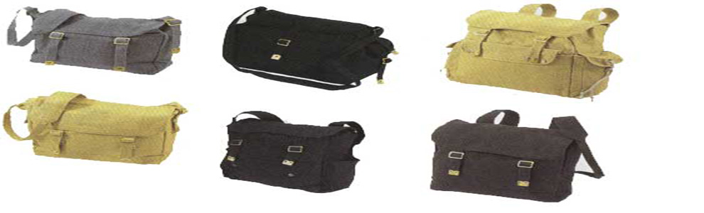 COTTON WEBBING BAGS