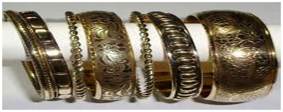 BANGLE-BRASS