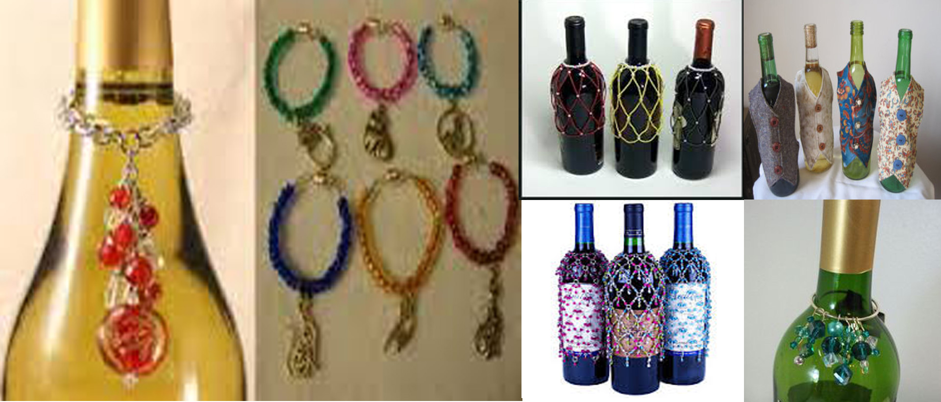 GIFT BOTTLE CHARMS