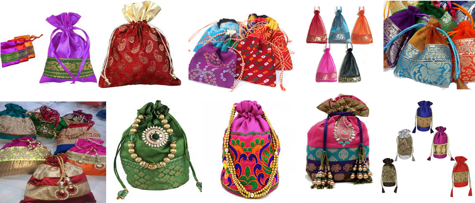 GIFTS POUCHES