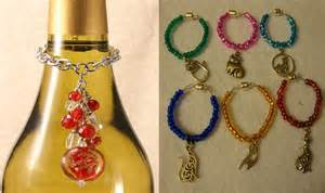 WINE BOTTLE CHARMS