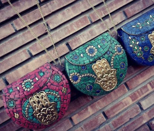 Handcrafted beautiful Indian Decor and Ethnic Fashion